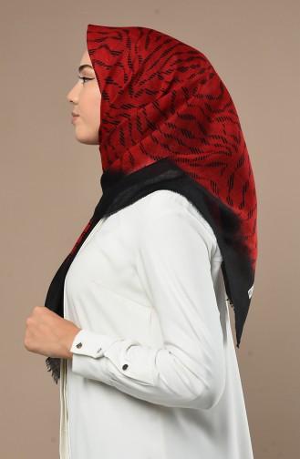 Rot Kopftuch 902-105
