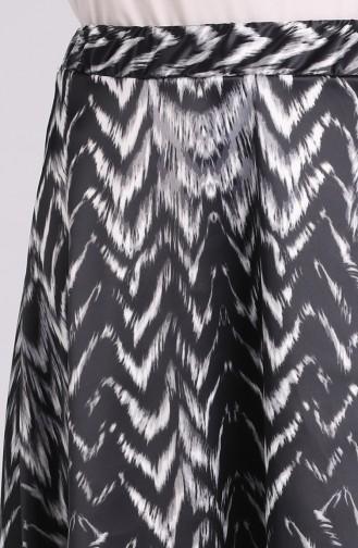 Jupe Noir 2165-01