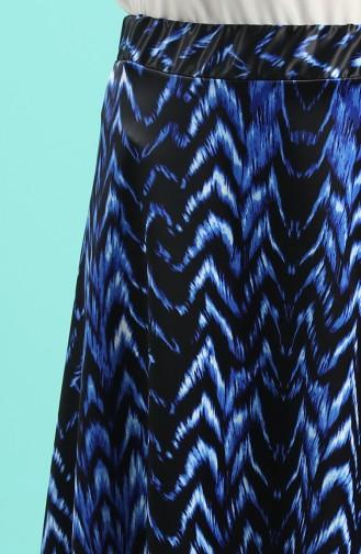 Saks-Blau Rock 2165-02