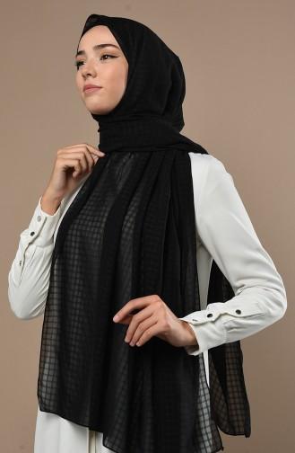 شال أسود 963-01