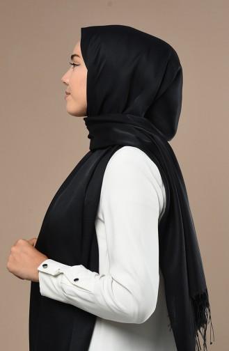 شال أسود 4712-01