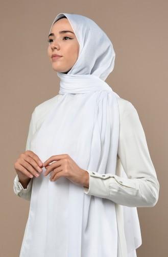 شال أبيض 4719-01