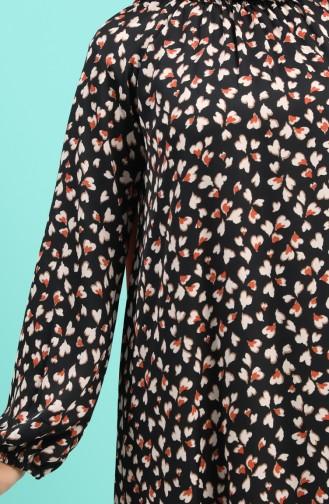 فستان أسود 3196-02