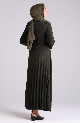 Robe Hijab Khaki 5154-01