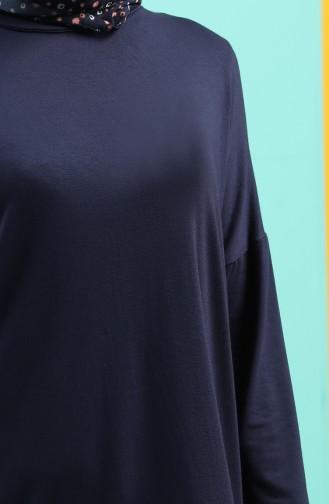 Tunique Bleu Marine 0230-01