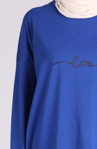 Saxon blue Tunic 2248-04