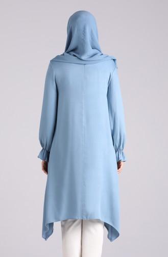 Tunique Bleu Jean 1304-01