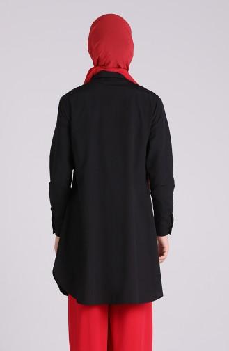 Tunique Noir 5029-03