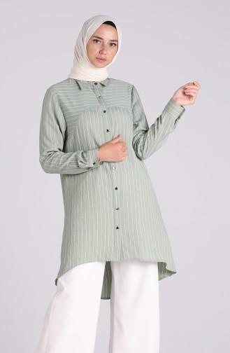 Tunique Vert noisette 5030-01