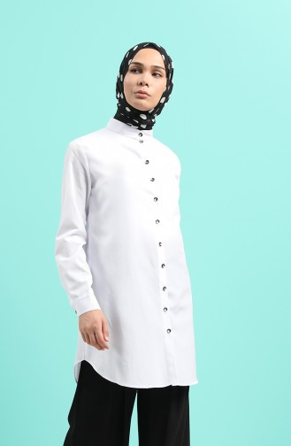 Tunique Blanc 3126-12
