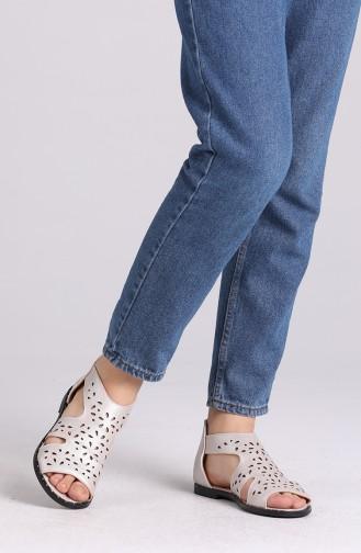 Sandales D`été Perle 0002-05