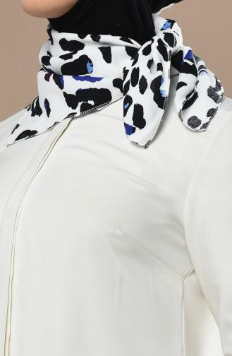 White Foulard 61500-01