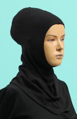 القبعات أسود 1129-01