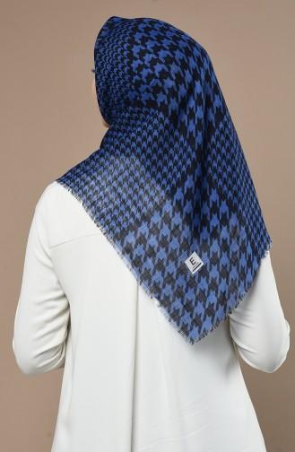 Echarpe Blue roi 90649-14