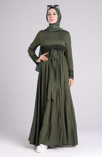 Robe Hijab Khaki 8262-02
