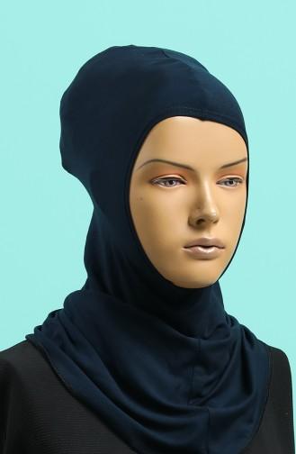 Dunkelblau Bonnet 1129-03