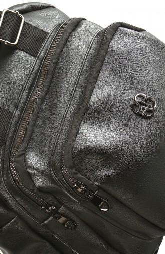 Sac D`épaule Noir 3024-01