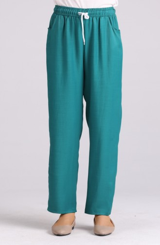 Pantalon Turquoise Foncé 4204PNT-08
