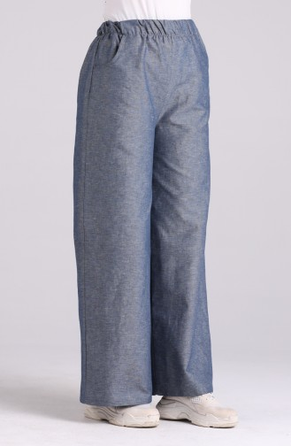 Light Navy Blue Broek 9011-01