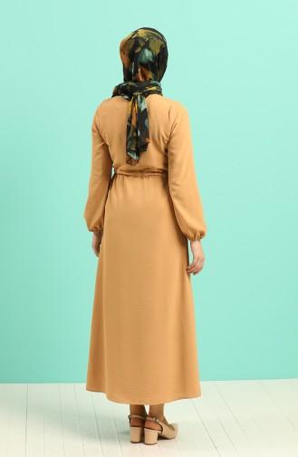 Nerz Hijap Kleider 5388-11