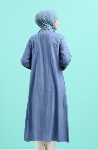 Blau Tunikas 2222-06