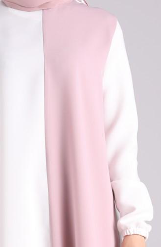 Tunique Blanc 0204-02
