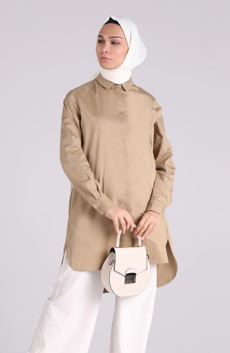 Tunique Camel 40561-01