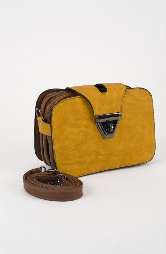 Mustard Shoulder Bag 29-06