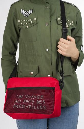 Sac D`épaule Rouge 29-03