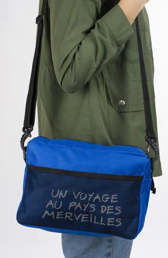 Sac D`épaule Bleu 29-05