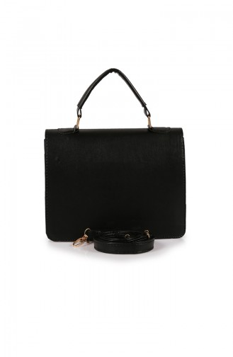 حقيبة كتف أسود 26Z-01
