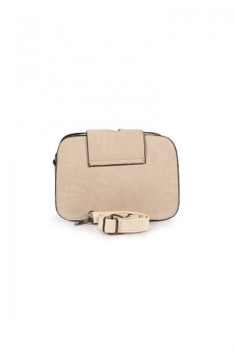 Cream Shoulder Bag 28Z-06