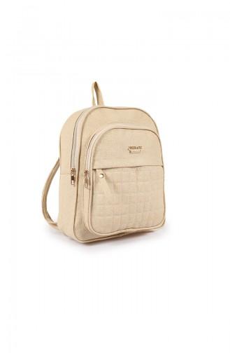 حقيبة ظهر كريمي 29Z-04