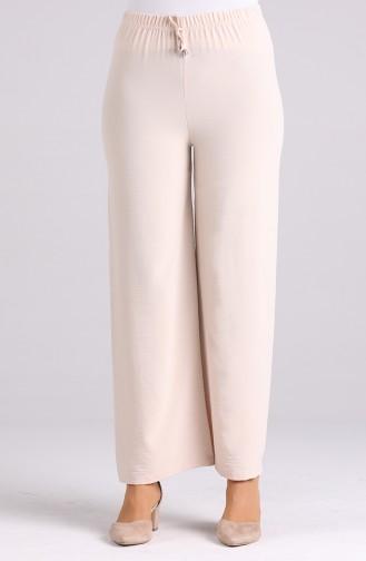 Pantalon Ecru 8142-08