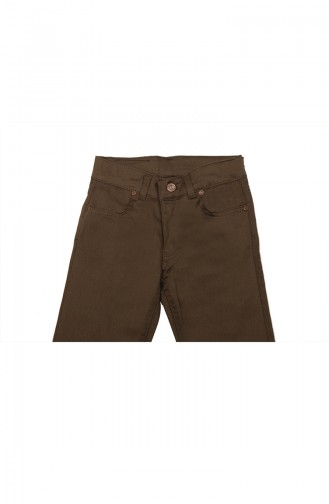 Khaki Kinder und Baby-Hosen 5012-05