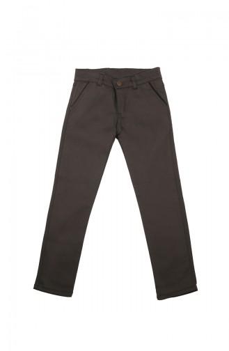 Pantalon Enfant et Bébé Antracite 6011-05