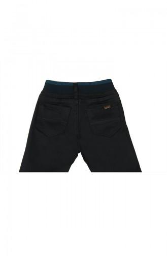 Pantalon Enfant et Bébé Pétrole 7001-05
