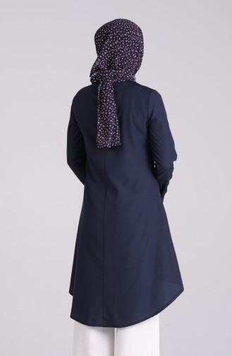 Tunique Bleu Marine 3195-01