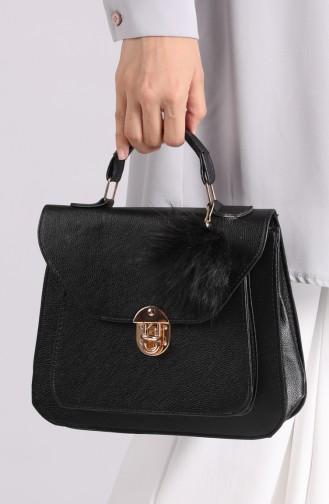 حقيبة كتف نسائية BD10372SI لون أسود 10372SI