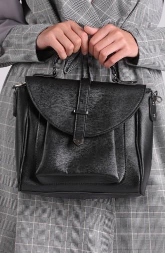 حقيبة كتف أسود 10557SI