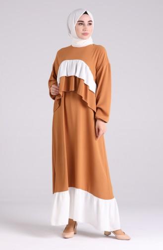 Robe Hijab Tabac 2001-02
