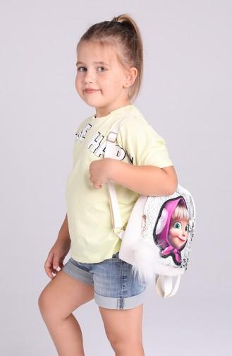 Sac Enfant Blanc 003-105