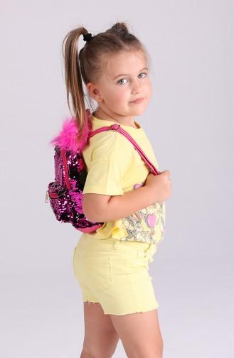 حقائب للأطفال فوشيا 005-111