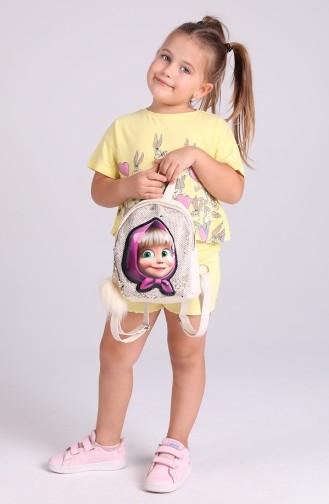 Creme Kindertaschen 003-116