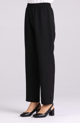 Pantalon Noir 4105-01