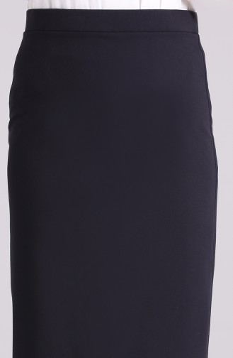 Pantalon Bleu Marine 4202-02