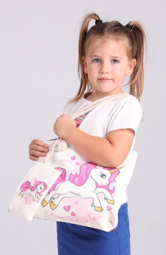 Cream Shoulder Bag 2013