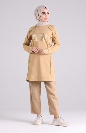 Tunique Camel 0339-03