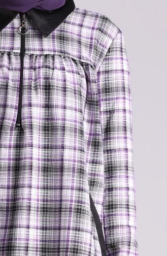 Purple Tunic 1015-05