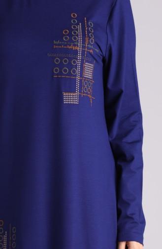Tunique Blue roi 1251-02